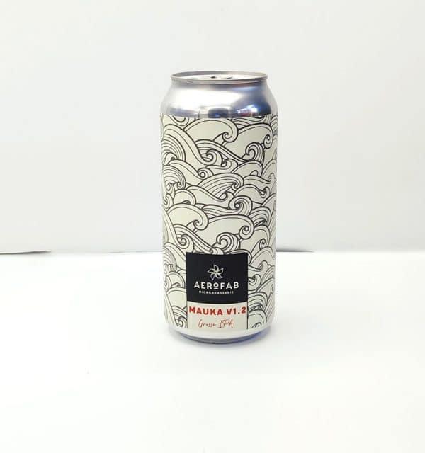 """Bière Canette """"Mauka"""" de la brasserie Aerofab"""