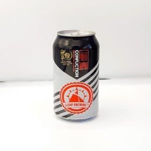 """Bière Canette """"Confliction"""" de la brasserie Sloop Brewing"""