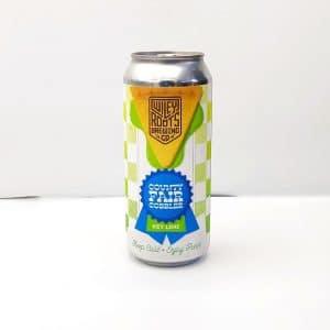 """Bière Canette """"County Fair Gobbler"""" de la brasserie Wiley Roots Brewing"""
